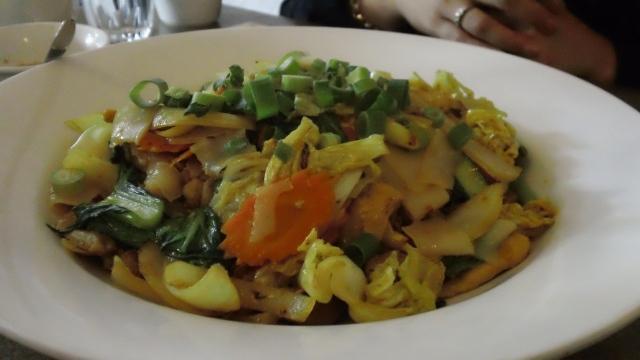 Bopha Devi noodle dish