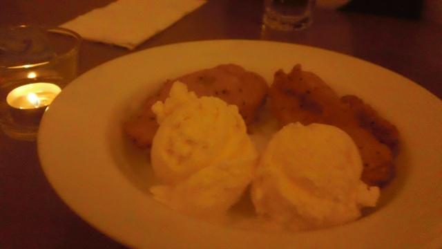 Bopha Devi dessert