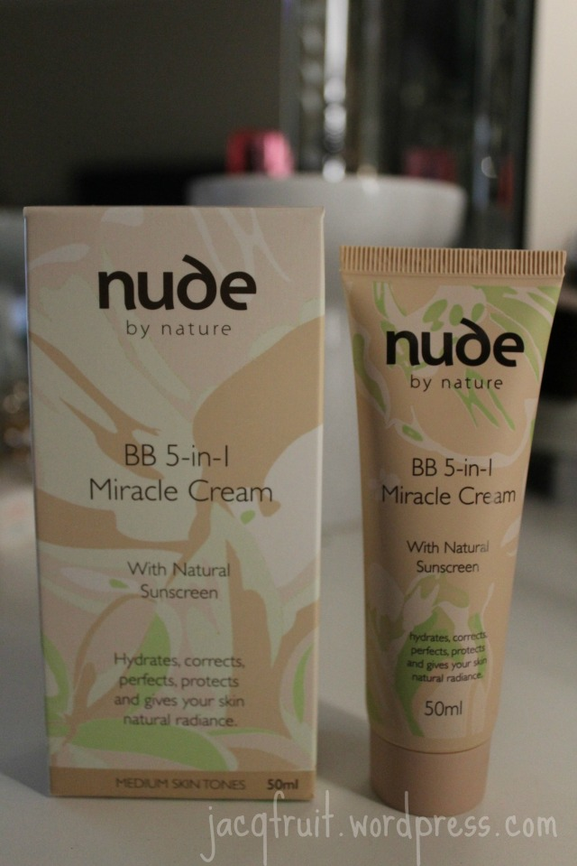 NBN BB cream