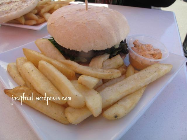 Burger Culture burger