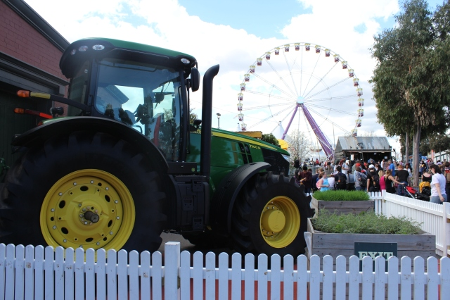The Urban Ma at The Royal Melbourne Show