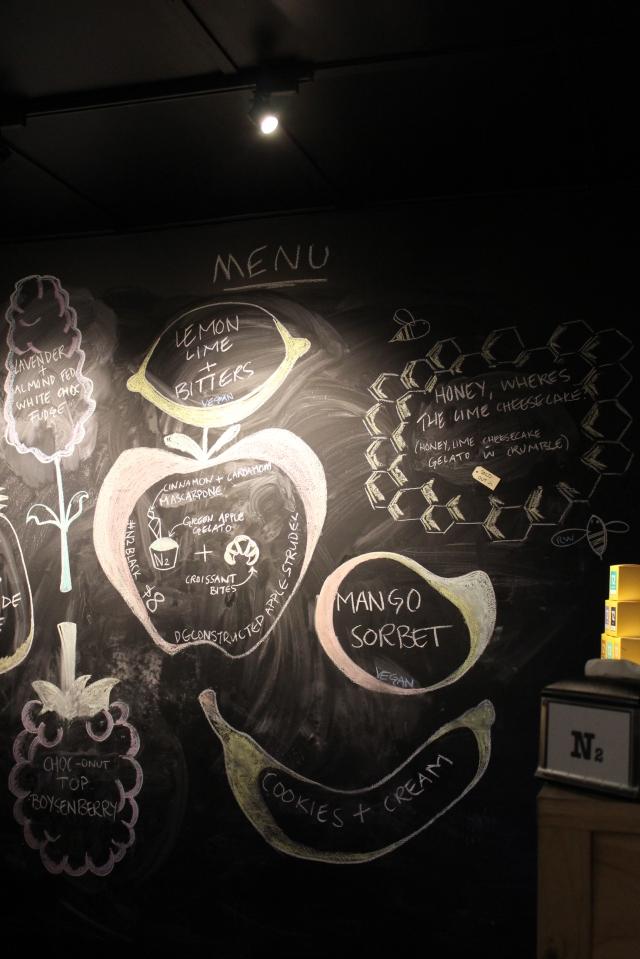 N2 menu