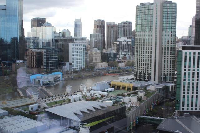 The Urban Ma blog at Crown Metropol