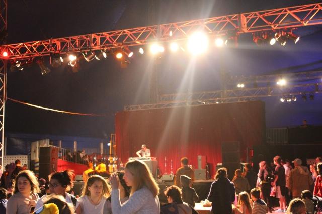 The Urban Ma entertainment dome dj