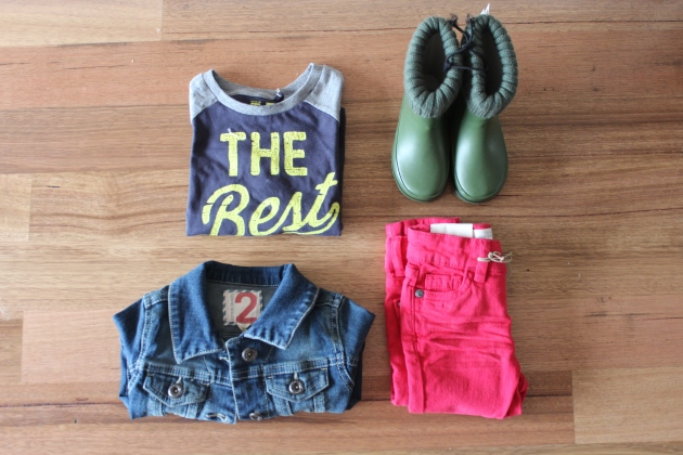 The Urban Ma ootd for a baby boy