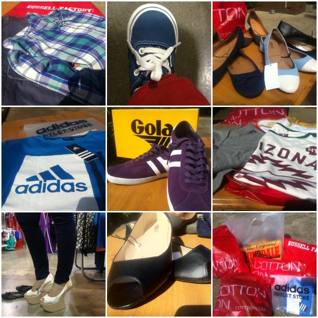 The Urban Ma blog UniHill shopping haul
