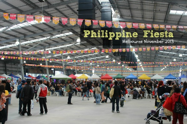 The Urban Ma at the Philippine Fiesta 2013