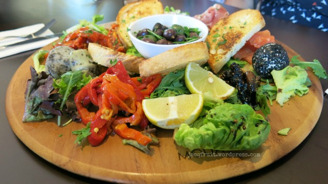 Rustique antipasto platter The Urban Ma
