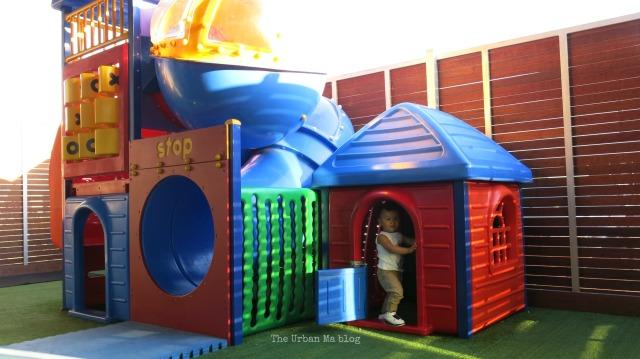 Rustique playground Baby D