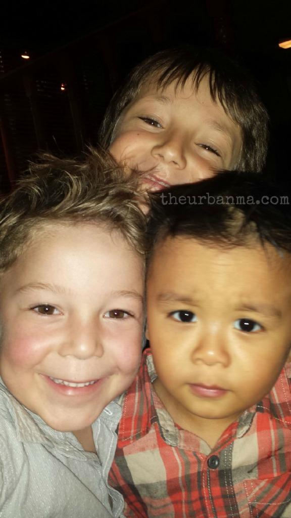 Daniel & the boys