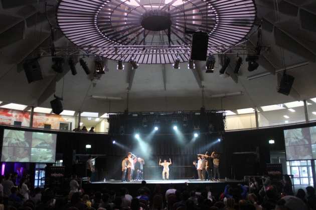 ADCC Roundhouse University of NSW