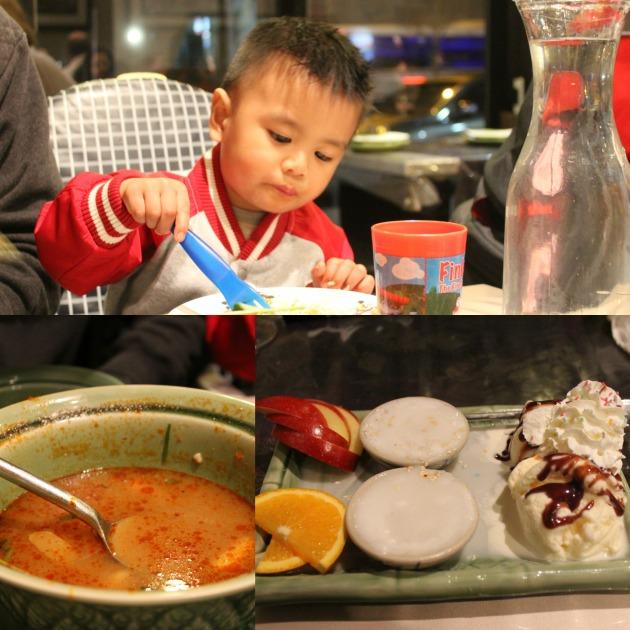Caroline Thai The Urban Ma dessert