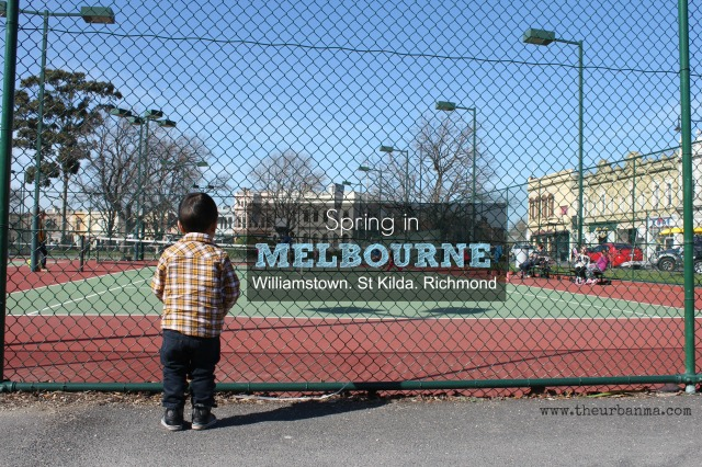 The Urban Ma Williamstown tennis