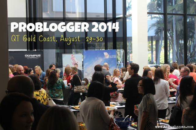Problogger header