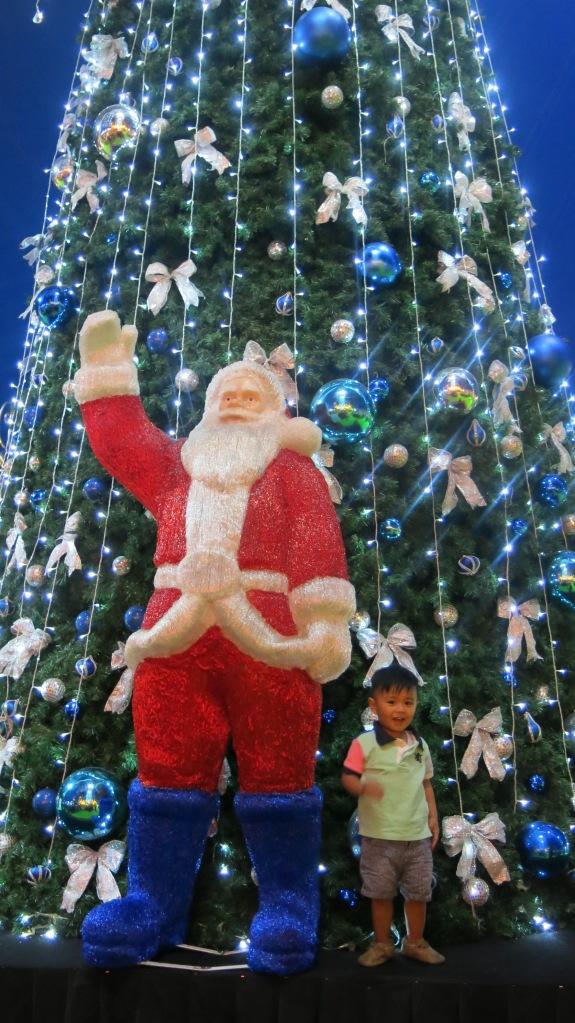 Santa Melbourne blogger