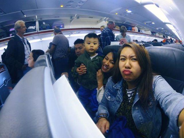 airplane life