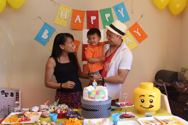 Daniel's 2nd birthday