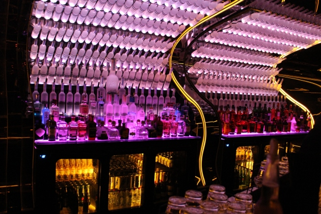 Bond Bar interior design