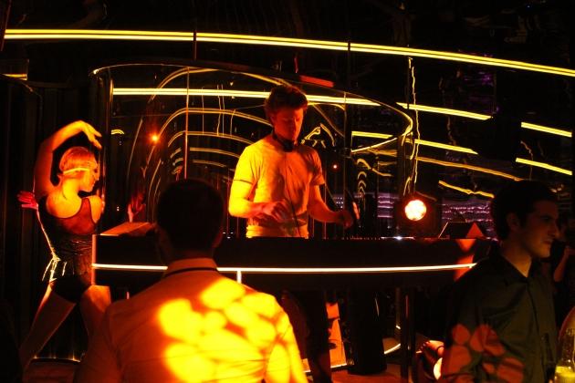 Bond Bar DJ Tang events