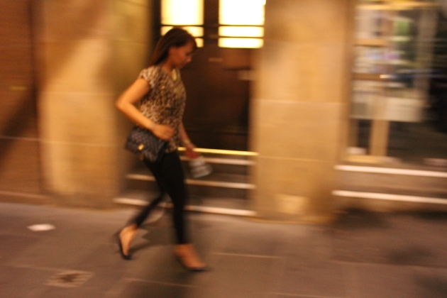 The Urban Ma Collins St Bond Bar Melbourne blogger