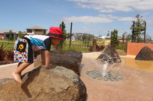 Water park Werribee Styling Daniel The Yuans