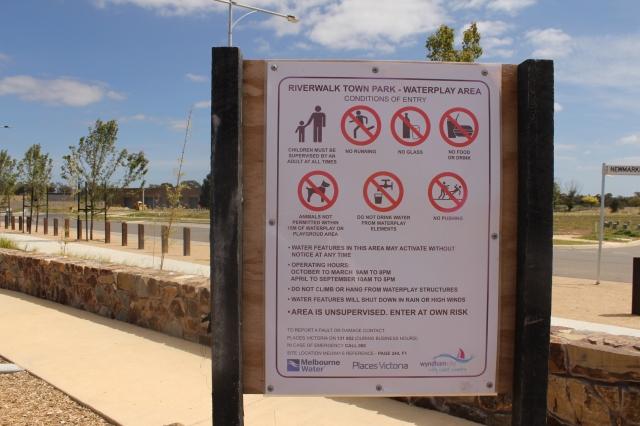 Werribee water park The Urban Ma blog rules