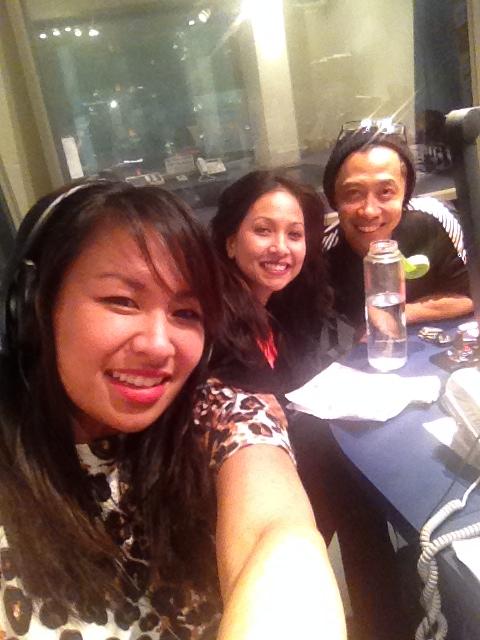 Radio interview The Urban Ma