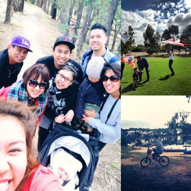 The Urban Ma 2014 family time