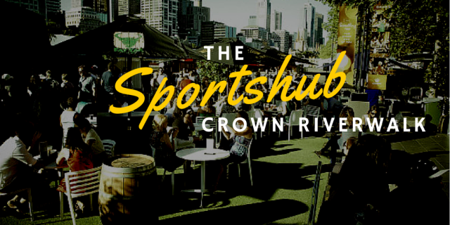 Crown Riverwalk Melbourne Aus Open The Urban Ma