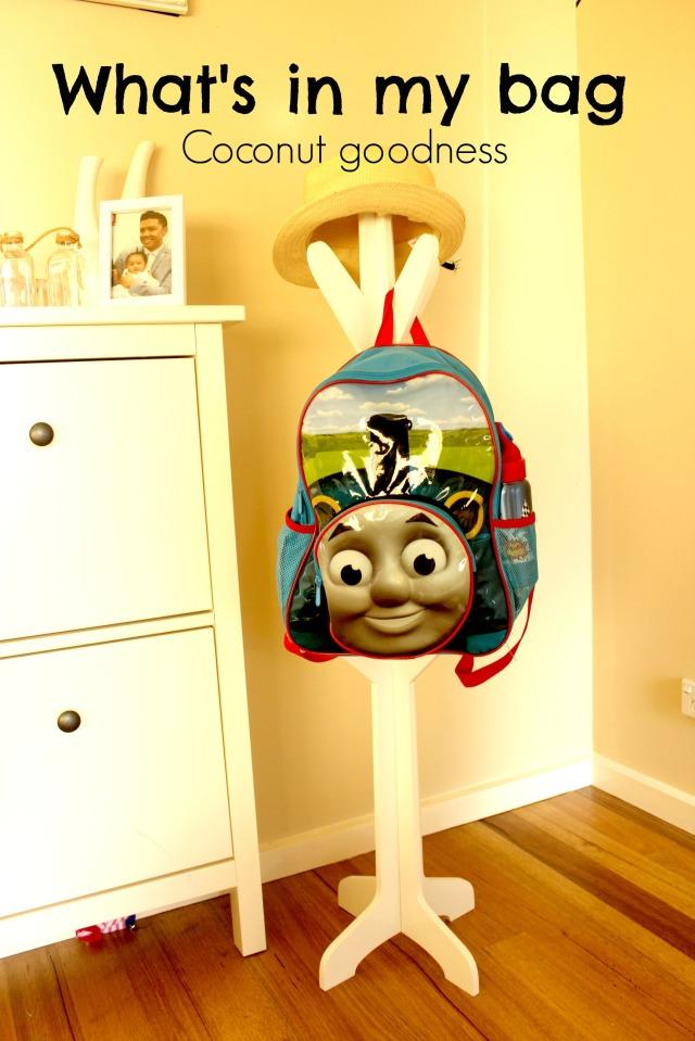 Thomas bag header