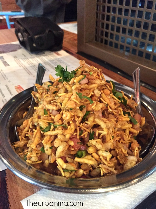Delhi Streets Bhel puri The Urban Ma
