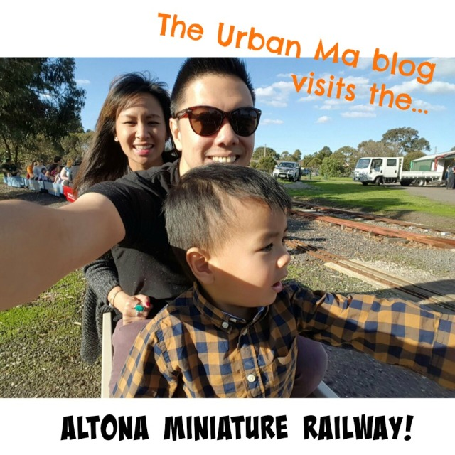 The Urban Ma blog Altona Miniature Railway