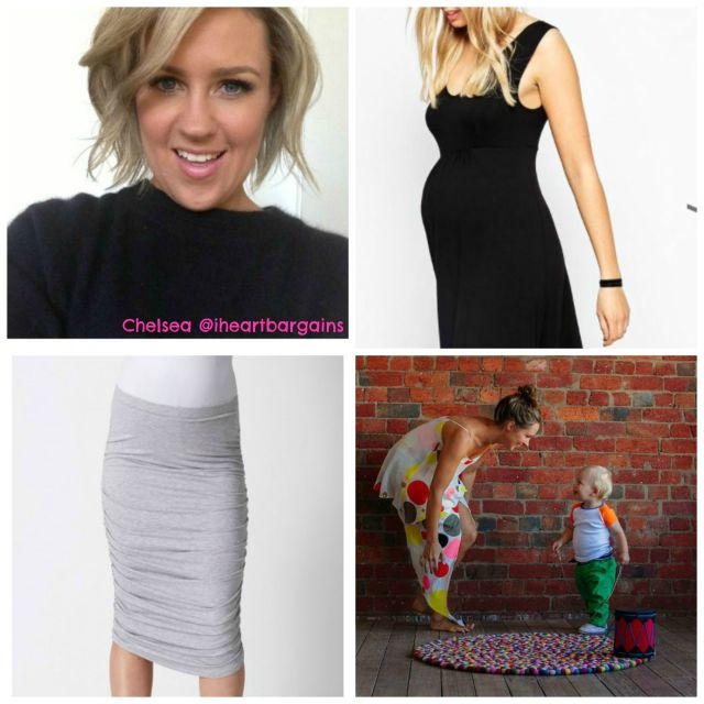 Chelsea IHB Instagram Pregnancy Style The Urban Ma blog
