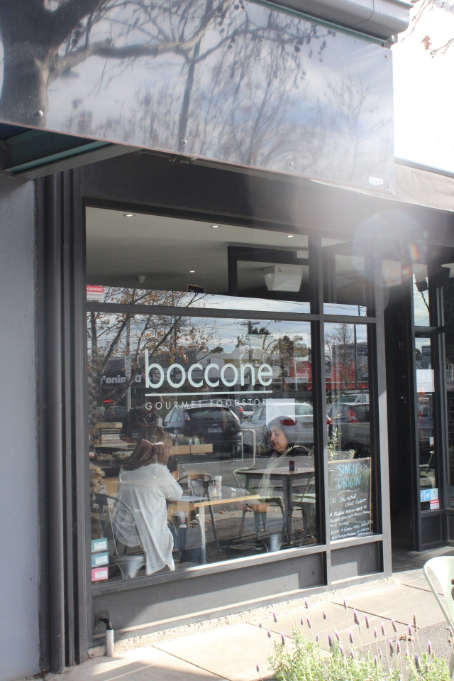 Boccone Melbourne brunch breakfast