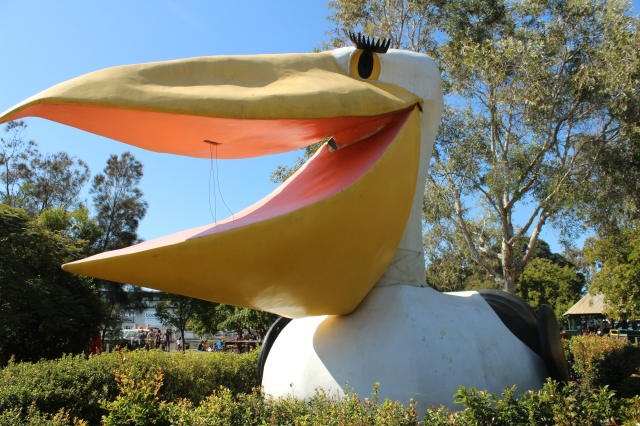 The Big Pelican Noosaville