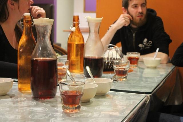 Safari Somalian cuisine drinks