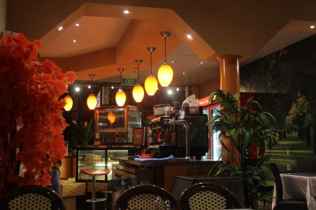 Safari Ascot Vale interior The Urban Ma blog