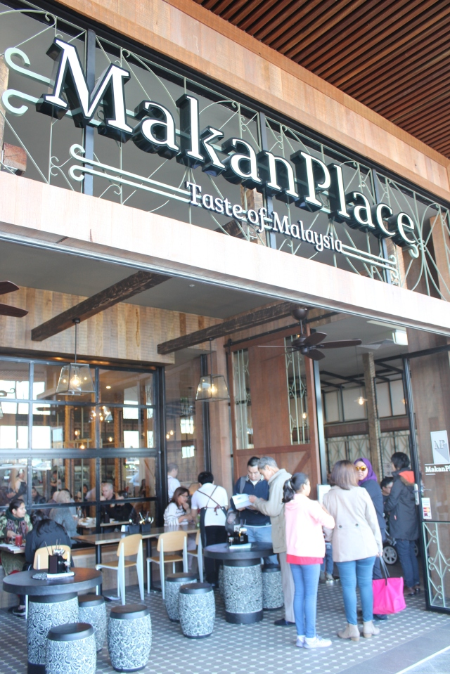 Makan Place Pacific Werribee Urban Diner